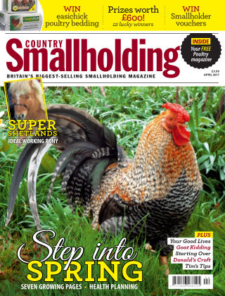 Country Smallholding April 2017