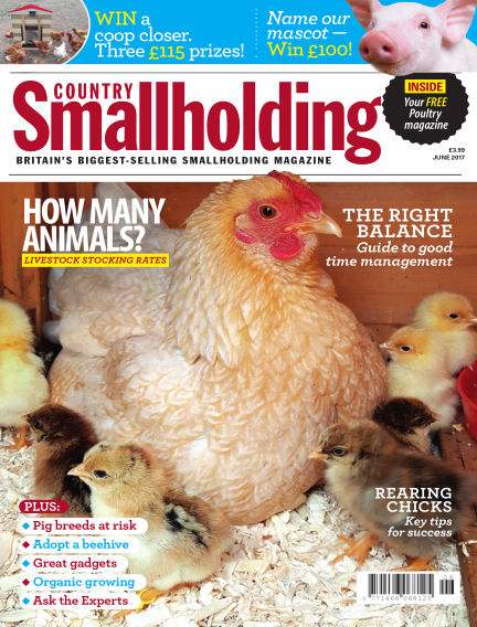 Country Smallholding June 01, 2017 00:00