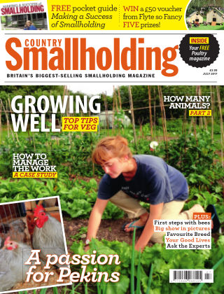 Country Smallholding July 2017