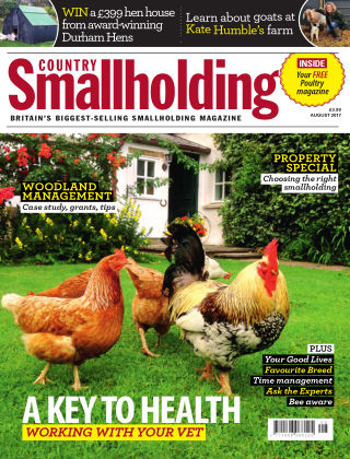 Country Smallholding August 2017