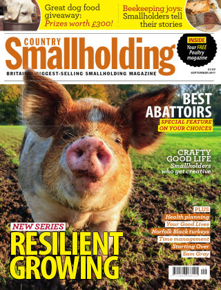 Country Smallholding September 2017