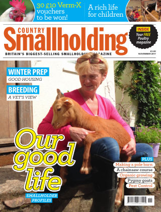 Country Smallholding November 2017