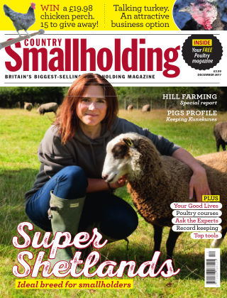 Country Smallholding December 2017