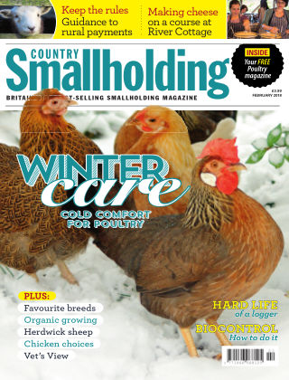 Country Smallholding February 2018