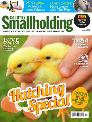 Country Smallholding March 2018