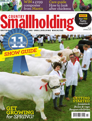 Country Smallholding Spring 2018