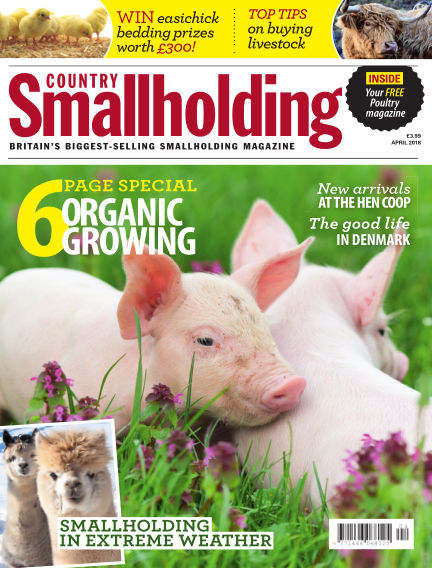 Country Smallholding April 05, 2018 00:00