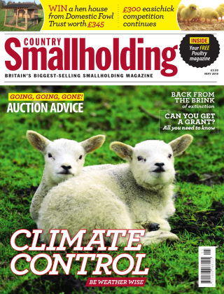 Country Smallholding May 2018