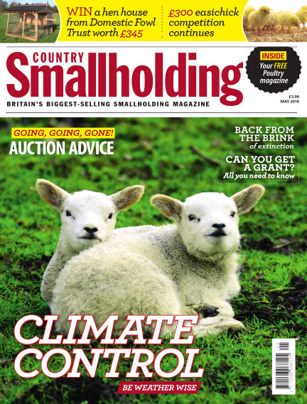 Country Smallholding May 03, 2018 00:00