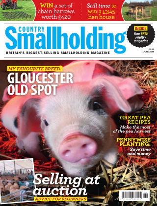 Country Smallholding June 2018