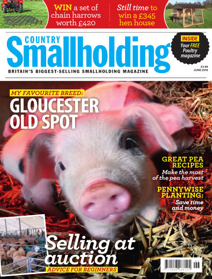 Country Smallholding May 31, 2018 00:00