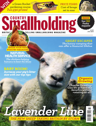 Country Smallholding July 2018