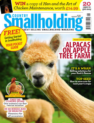Country Smallholding August 2018