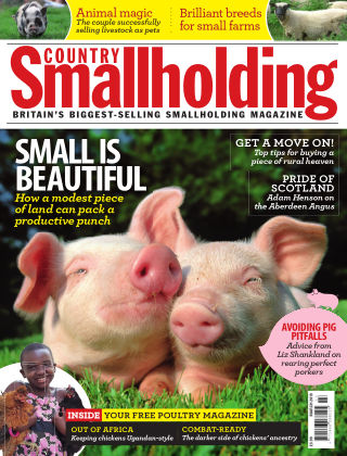 Country Smallholding March 2019
