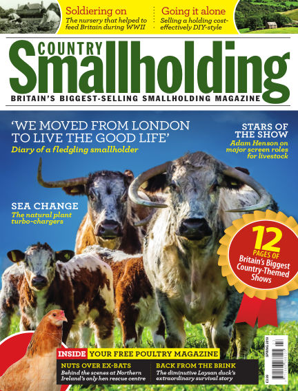 Country Smallholding March 07, 2019 00:00