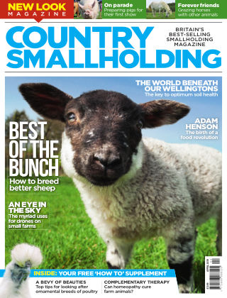 Country Smallholding April 2019