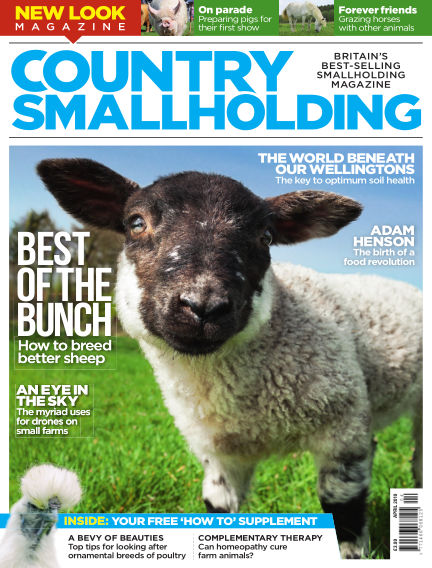 Country Smallholding April 04, 2019 00:00
