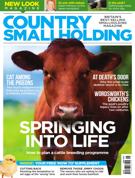 Country Smallholding May 02, 2019 00:00