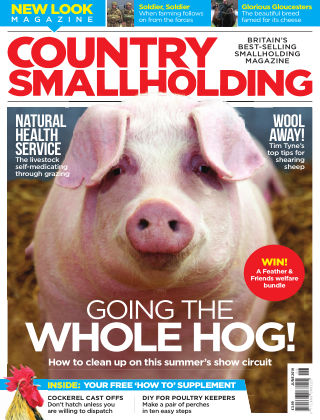 Country Smallholding June 2019