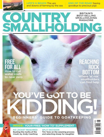 Country Smallholding July 25, 2019 00:00