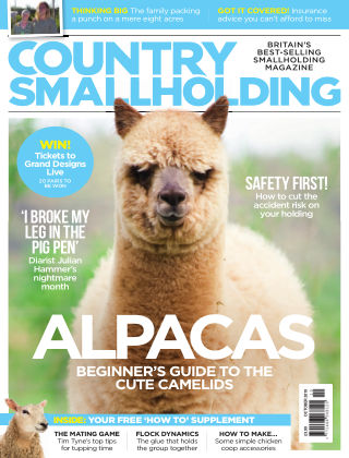 Country Smallholding October 2019