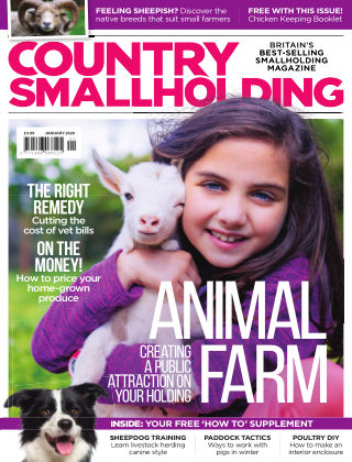 Country Smallholding January 2020