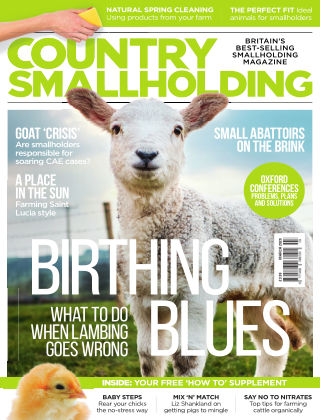 Country Smallholding March 2020