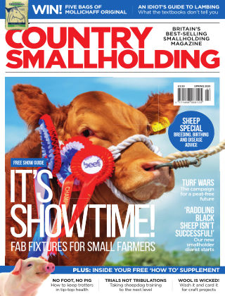 Country Smallholding Spring 2020