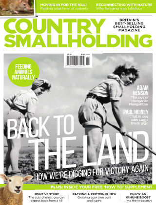 Country Smallholding May 2020