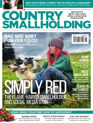 Country Smallholding June 2020