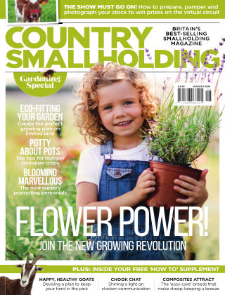 Country Smallholding August 2020