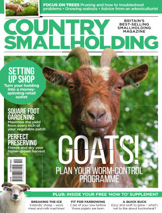Country Smallholding October 2020