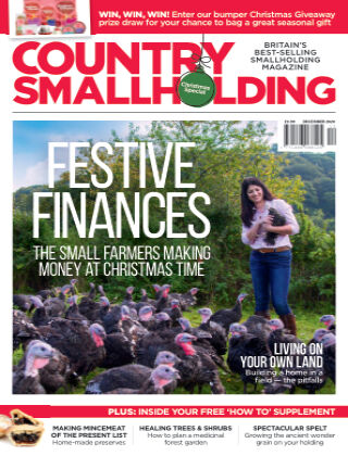 Country Smallholding December 2020
