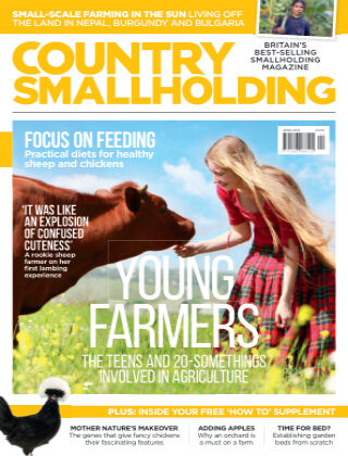 Country Smallholding April 2021