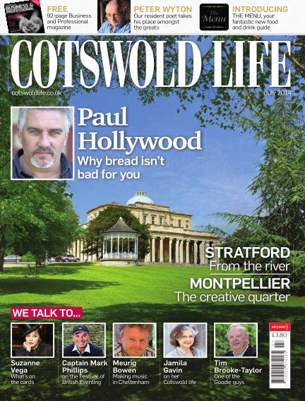 Cotswold Life June 19, 2014 00:00