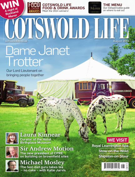 Cotswold Life July 17, 2014 00:00