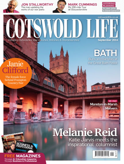 Cotswold Life August 14, 2014 00:00