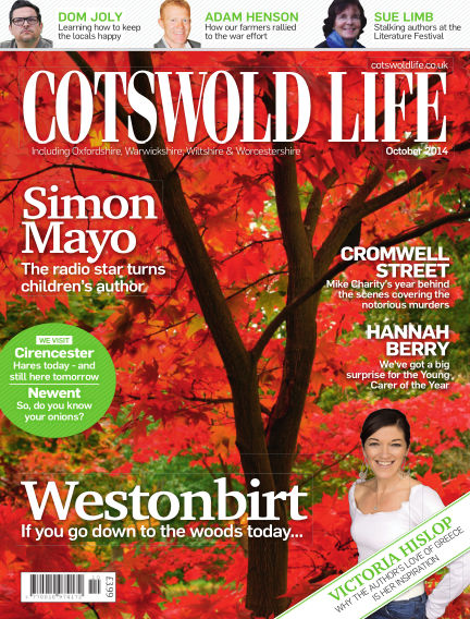 Cotswold Life September 11, 2014 00:00