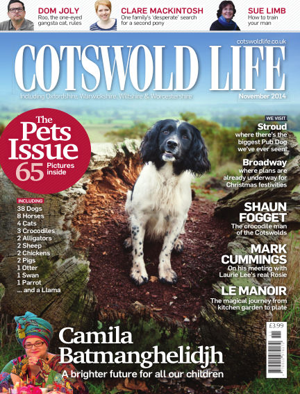 Cotswold Life October 09, 2014 00:00