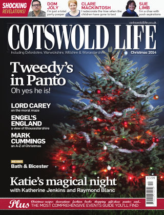 Cotswold Life Christmas 2014
