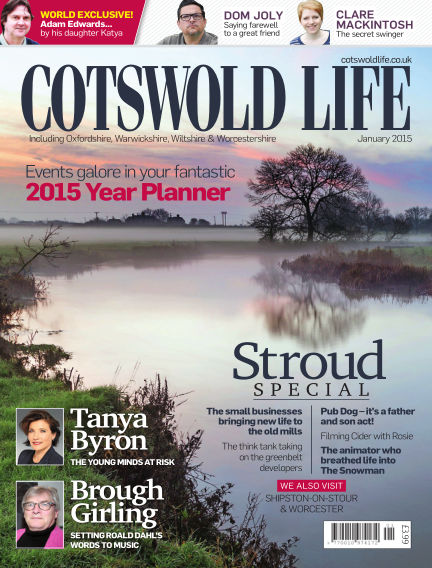 Cotswold Life December 27, 2014 00:00