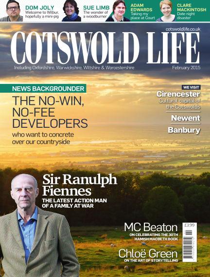 Cotswold Life January 22, 2015 00:00