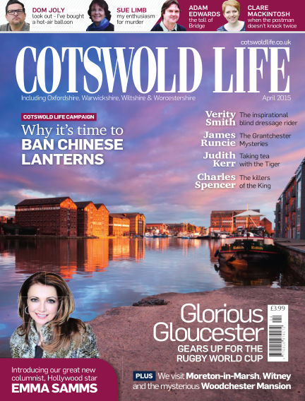 Cotswold Life March 19, 2015 00:00