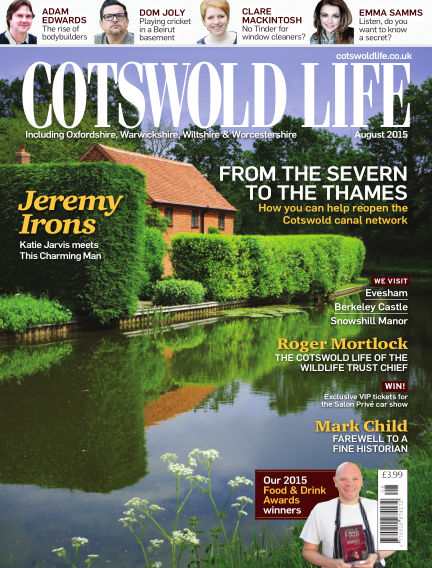 Cotswold Life July 16, 2015 00:00