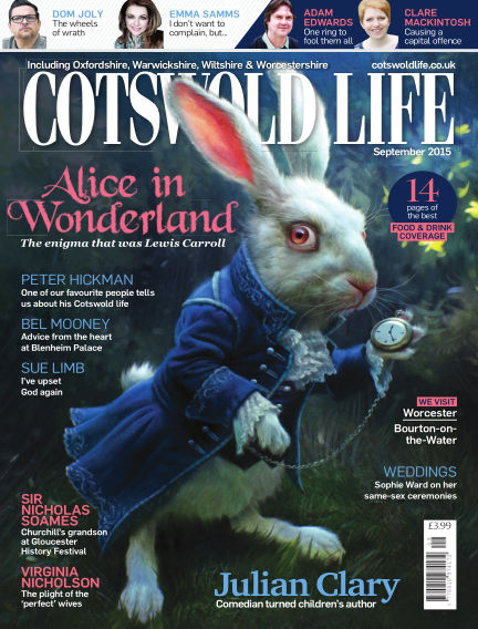 Cotswold Life August 13, 2015 00:00