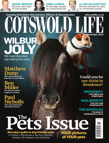 Cotswold Life October 08, 2015 00:00