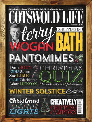 Cotswold Life Christmas 2015