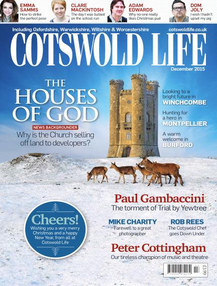 Cotswold Life November 26, 2015 00:00