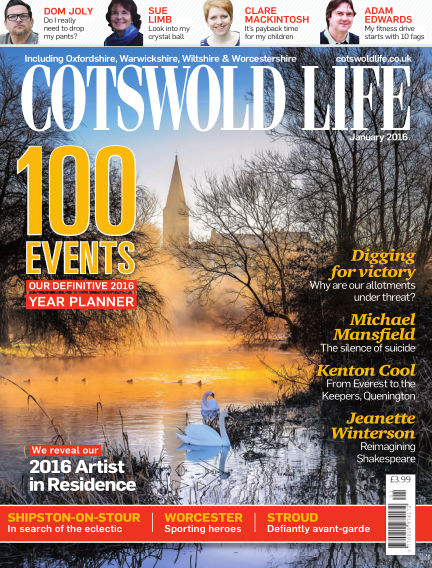 Cotswold Life December 24, 2015 00:00