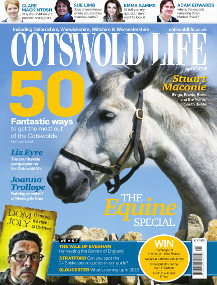 Cotswold Life March 17, 2016 00:00